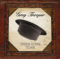 album cover 'Upside-Down Town'